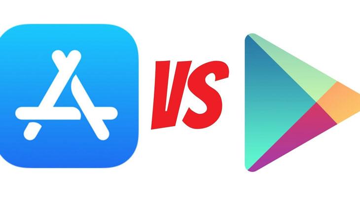La App Store duplica en ingresos a la Play Store de Android