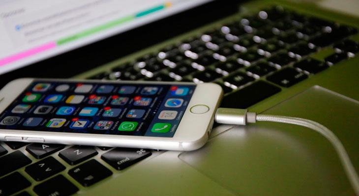 Restaurar iPhone lento