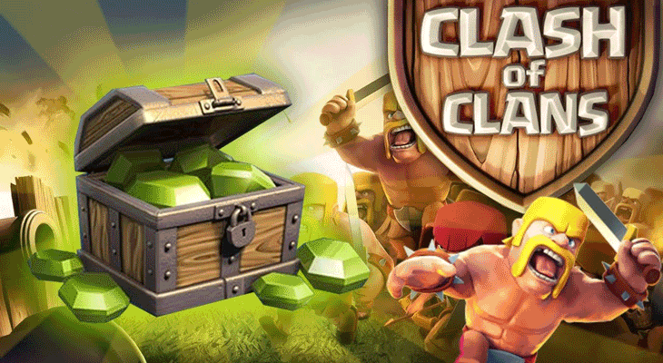 Clash-of-clans-comprar-gemas