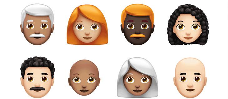 Emojis-Pelo