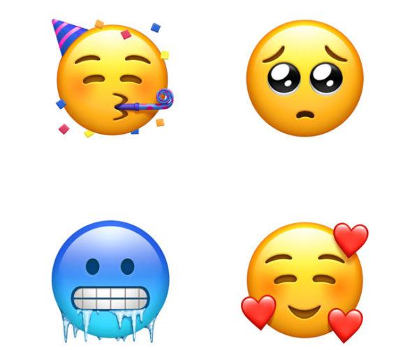 Emojis-iOS-12