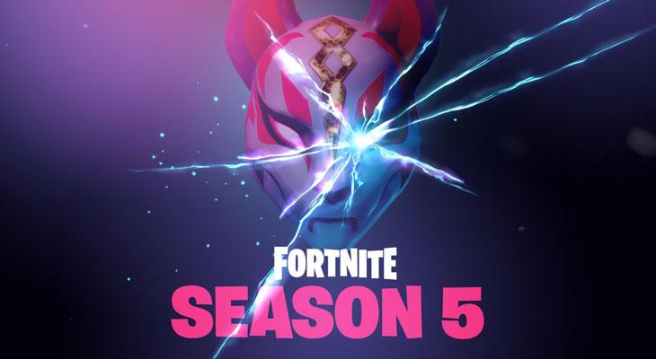 La temporada 5 de Fornite añade un todo terreno y nuevos lugares [Vídeo]