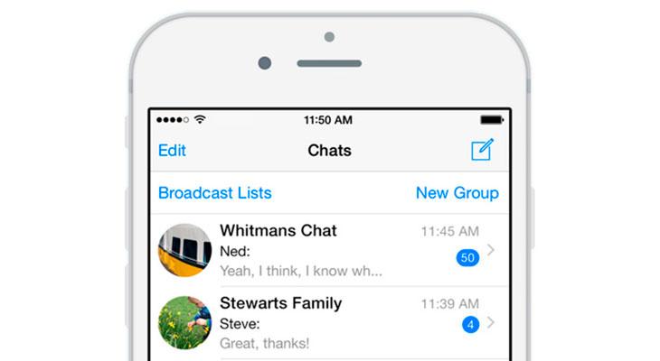 La última actualización de WhatsApp añade nuevas funciones para administradores de grupos