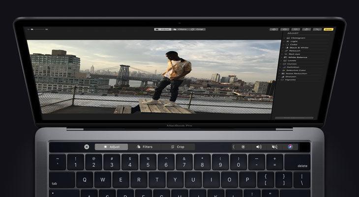 El nuevo MacBook Pro tiene un teclado mariposa rediseñado que evitará fallos por culpa del polvo