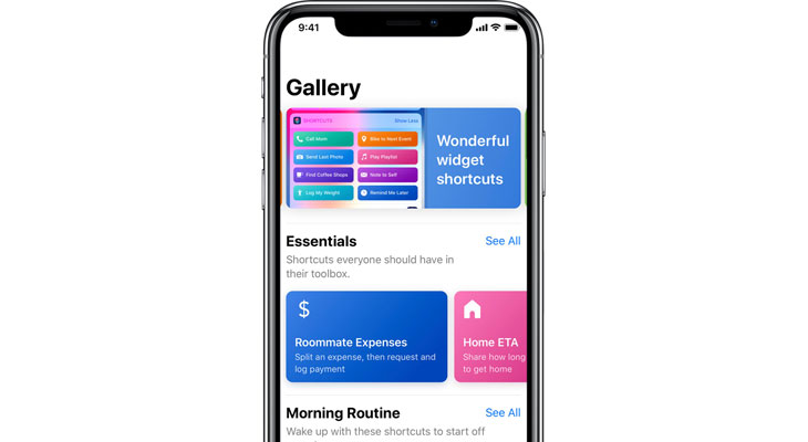 Apple lanza la versión Beta de Shortcuts