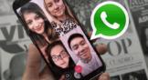 Las video llamadas grupales llegan a WhatsApp