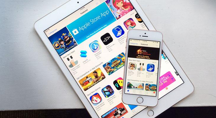 La App Store mostró una vez la cuenta de las aplicaciones descargadas