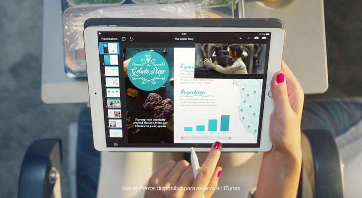 Apple nos muestra todas las ventajas de tener un iPad en sus nuevos anuncios