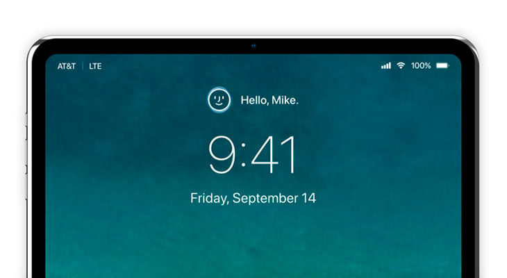iOS 12 vuelve a evidenciar que el iPad Pro 3 tendrá Face ID