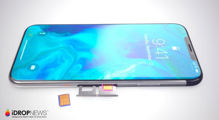 Uno o más de los iPhones de 2018 tendrá doble SIM