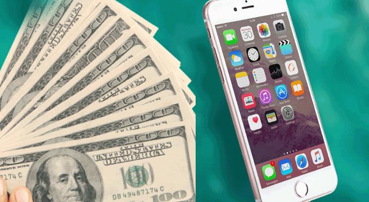 Si tienes un iPhone eres rico, o eso dicen…
