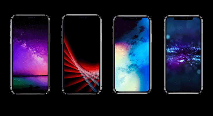 Pack con 20 fondos de pantalla para tu iPhone