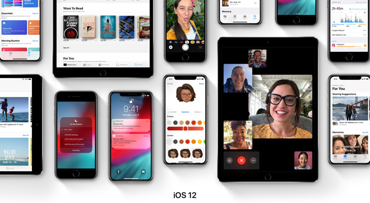 iOS 12 beta 9 disponible para descargar
