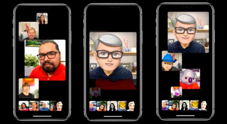 Las llamadas grupales de FaceTime no se incluirán en las versiones iniciales de iOS 12 y macOS Mojave