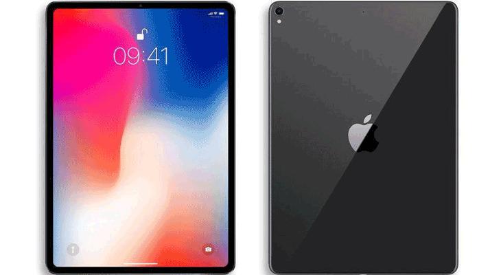 Aparece un iPad sin marcos en el código de iOS 12