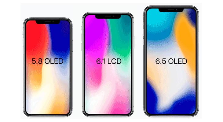 Estos serán los nombres de los iPhone de este año