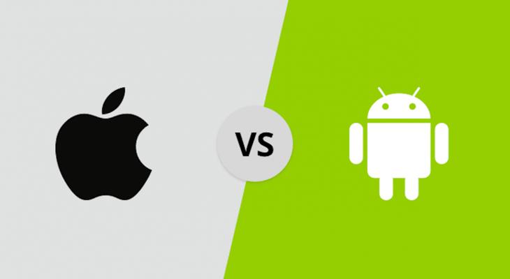 Estas son las razones por las que la gente se cambia de Android a IOS y viceversa