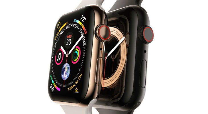 El Apple Watch Series 4 podrá hacerte un electrocardiograma