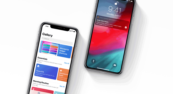 Atajos (Shortcuts) para iOS 12 ya disponible en la App Store