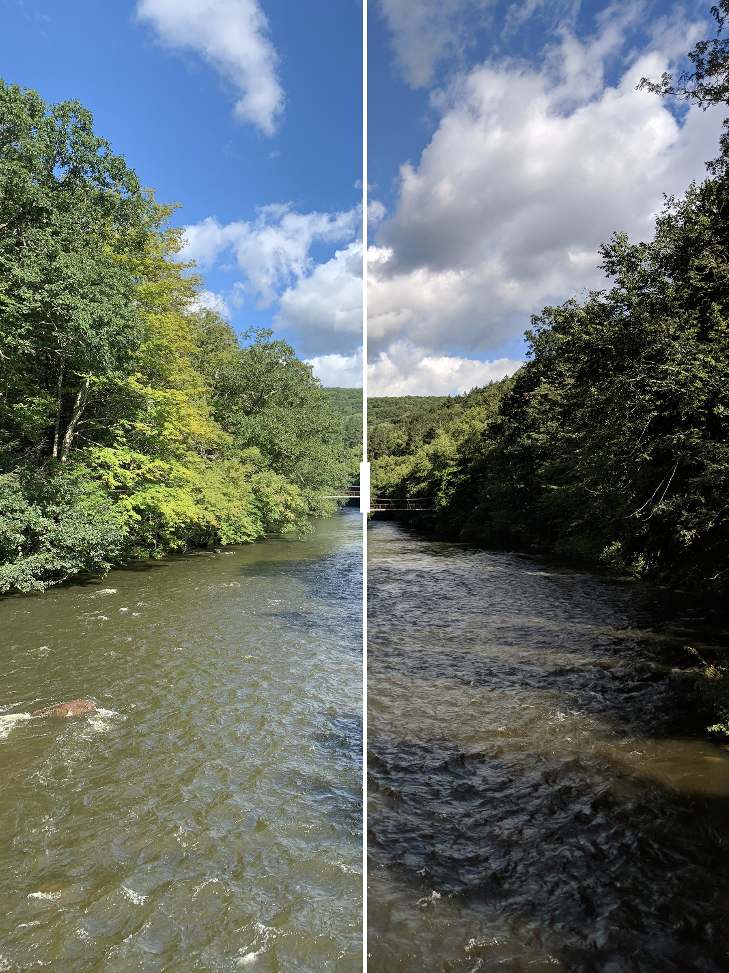 Camara iPhone Xs Vs Google Pixel 2