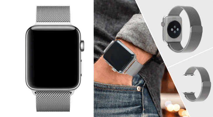 Correa-imitacion-Milanese-Loop-Apple-Watch