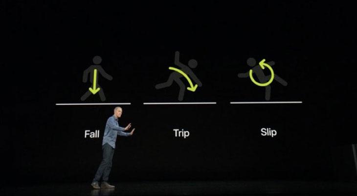 Ponen a prueba el modo de detección de caídas del Apple Watch Series 4