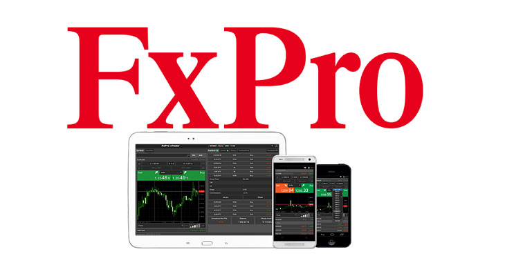 Características y funcionalidad de la versión móvil de FxPro para iOS