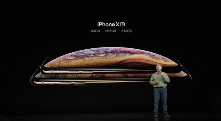 Precios del iPhone Xs, Xs Max y Xr y disponibilidad en España
