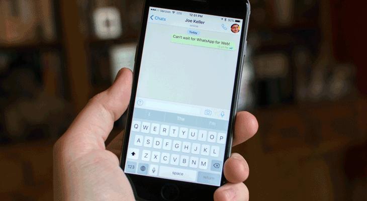 WhatsApp se actualiza con una función muy demandada