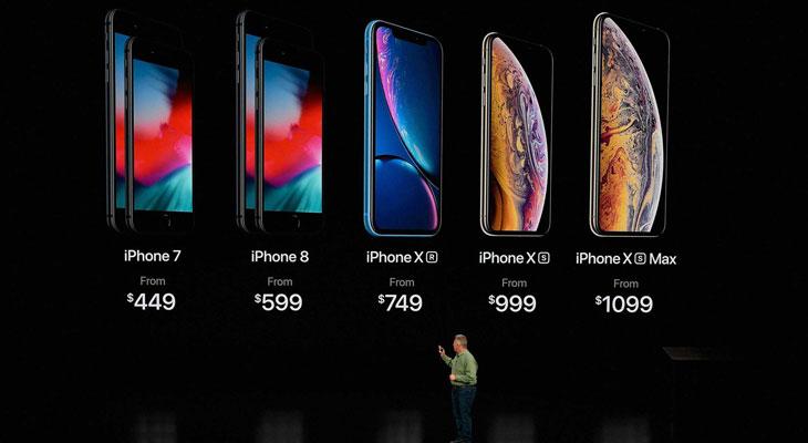 El gran negocio de la memoria de los iPhone de Apple