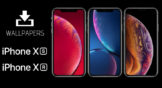 Descarga los espectaculares fondos de pantalla del iPhone Xr y Xs
