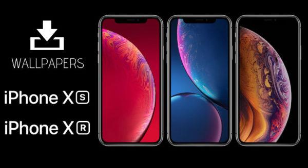 fondos de pantalla del iPhone Xr y Xs