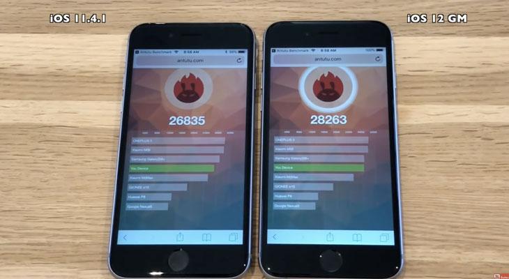 iOS-12-Vs-iOS-11-en-iPhone-6s