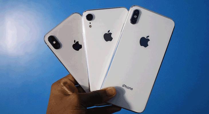 iPhone Xs Max, este podría ser el nombre del nuevo iPhone gigante