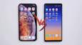 iPhone Xs Max Vs Galaxy Note 9, prueba de velocidad de los grandes… [Vídeo]