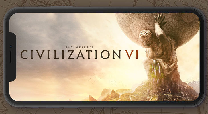 Civilization VI ya está disponible para iPhone