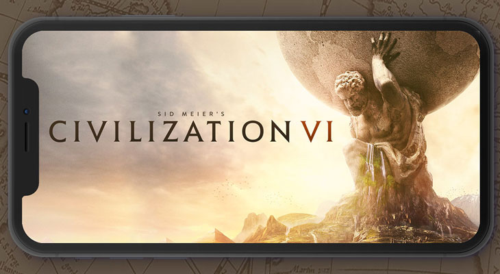 Civilization VI ya está disponible para iPhone