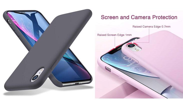 Funda-silicona-para-iPhonde-Xr