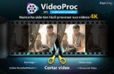 [Gana una GoPro Hero7] Reduce el tamaño de tus vídeos 4K sin alterar su calidad con VideoProc