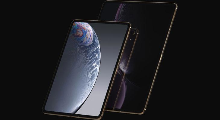 Así serían los nuevos iPad Pro que Apple presentará el 30 de octubre [Fotos]