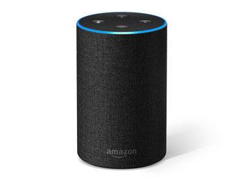 Amazon Echo (2.ª generación) – Altavoz inteligente con Alexa