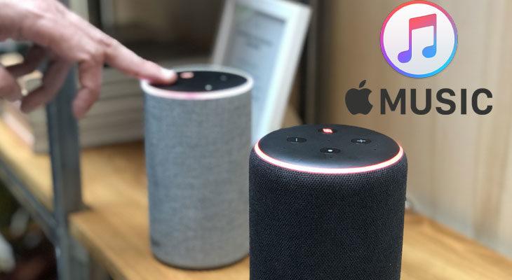Apple Music será compatible con los Amazon Echo y Alexa