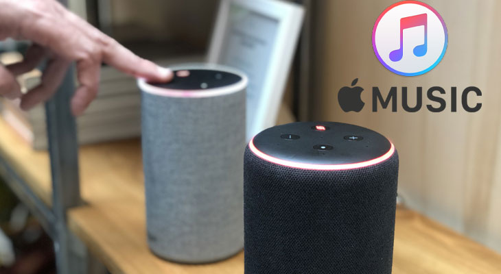 Apple Music será compatible con los Amazon Echo y Alexa