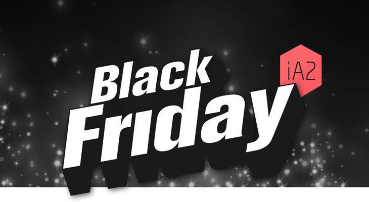 Las 20 mejores ofertas de Black Friday 2018