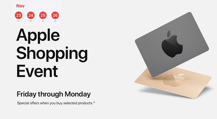 Estas son las ofertas que hará Apple mañana