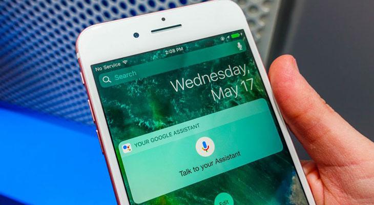 Google-asistant-en-iPhone