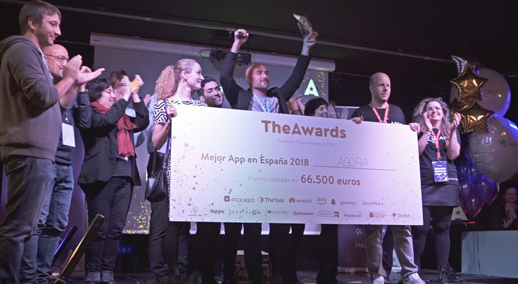 Premios mejores Apps App Store The Awards