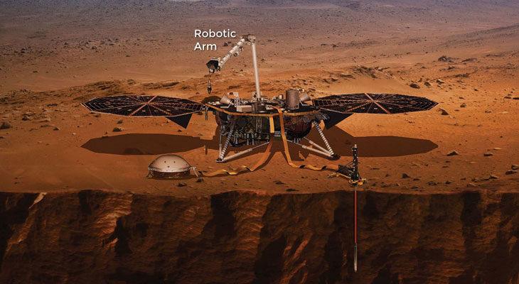 Cómo ver el aterrizaje de la InSight Mars en tu iPhone, iPad o Apple Tv