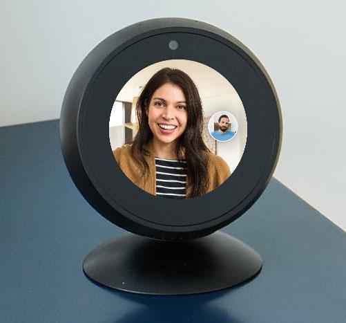 Video-llamadas-Echo-Spot