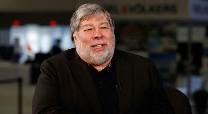Wozniak cree que Steve Jobs estaría orgulloso de la Apple Actual
